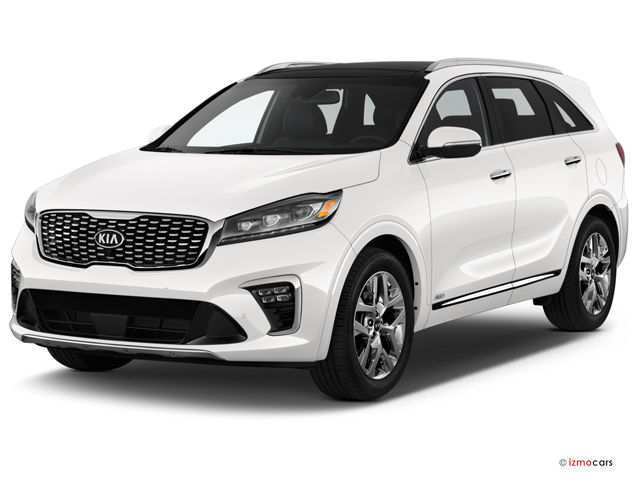 55 The 2019 Kia Sorento Review Redesign And Concept