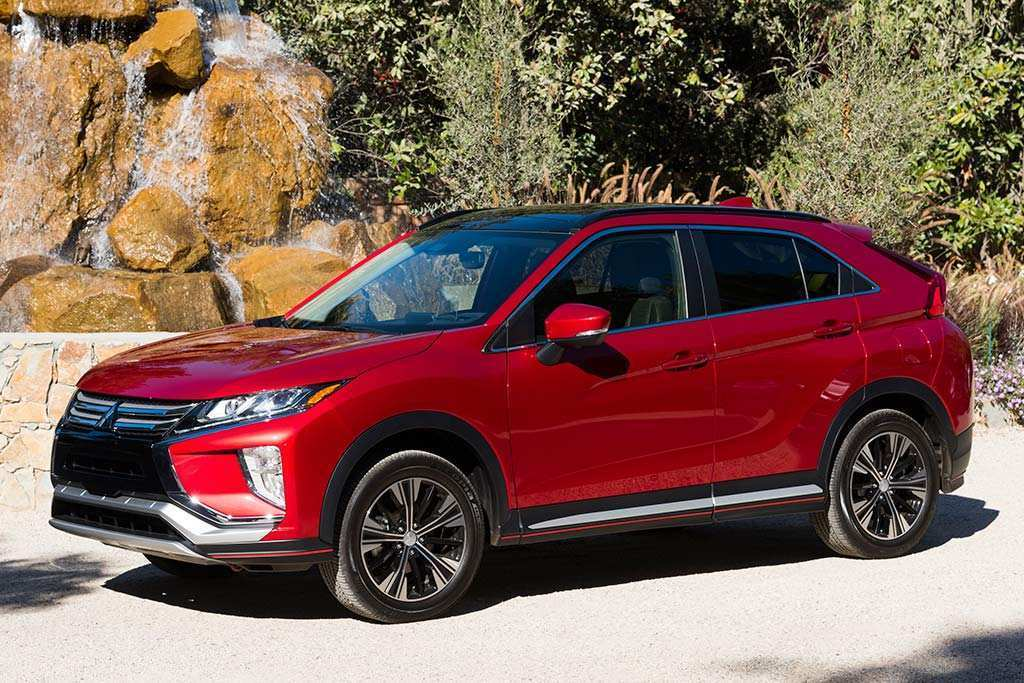 55 The 2019 Mitsubishi Cross Overview