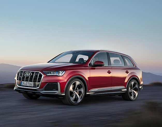55 The 2020 Audi Bakkie Images