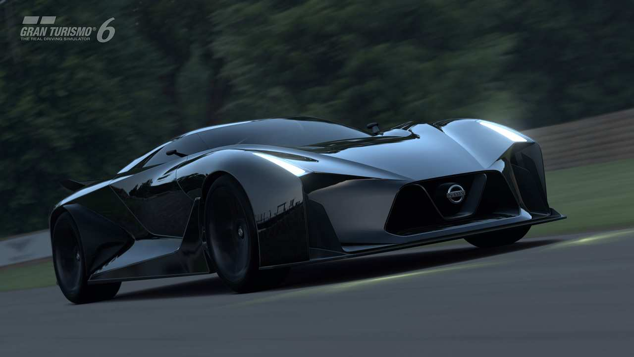 55 The 2020 Nissan Gran Turismo Concept And Review