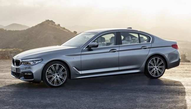 55 The Best 2019 Bmw 5 Series Diesel Interior