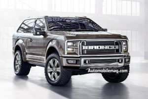 55 The Best 2019 Dodge Bronco New Review