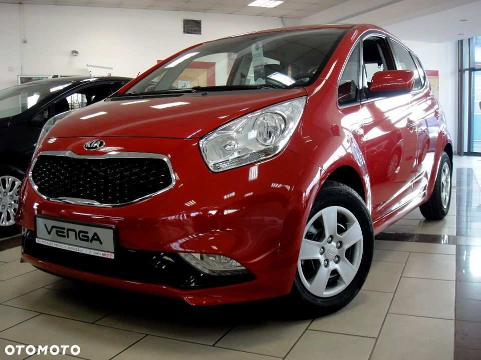 55 The Best 2019 Kia Venga Overview