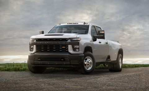 55 The Best 2020 Chevrolet 3500Hd Performance And New Engine