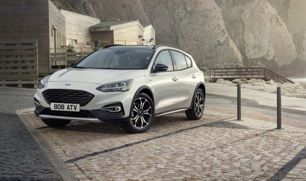 55 The Best Ford Focus 2020 Spy Shoot