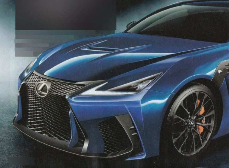 55 The Best Lexus Gs F 2020 New Model And Performance