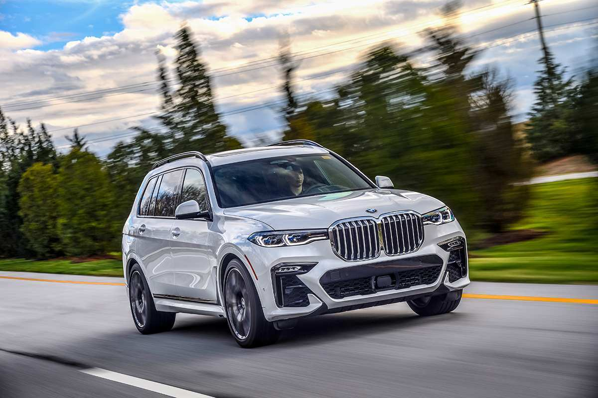 55 The Bmw X7 2020 Pictures