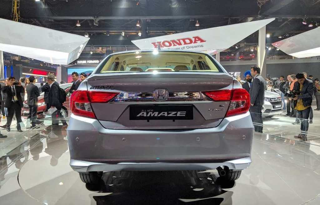 55 The Honda Amaze 2020 Engine