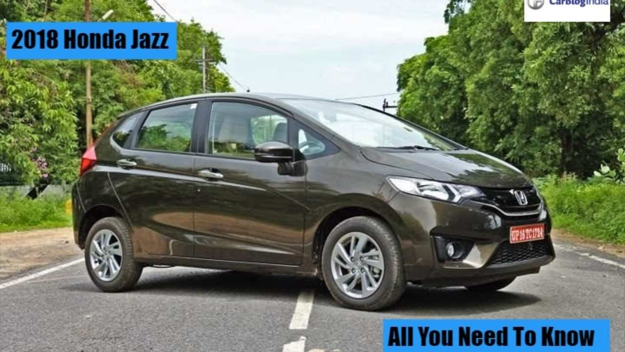 55 The Honda Jazz 2019 Model Price And Review