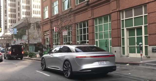 55 The Lucid Air 2019 Tesla Model S Killer Picture
