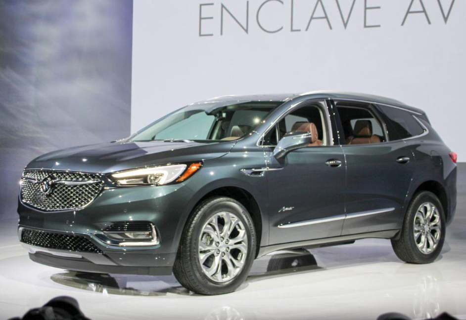 55 The New Buick Suv For 2020 Release Date And Concept