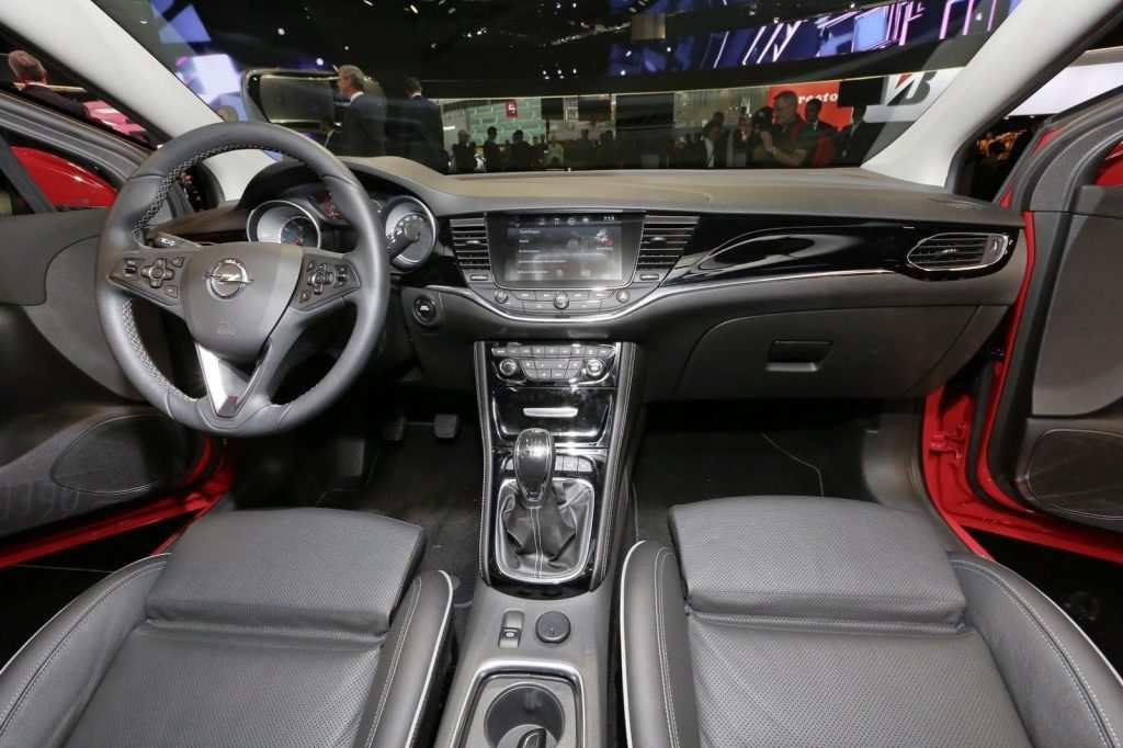 55 The Opel Astra 2020 Interior Release Date