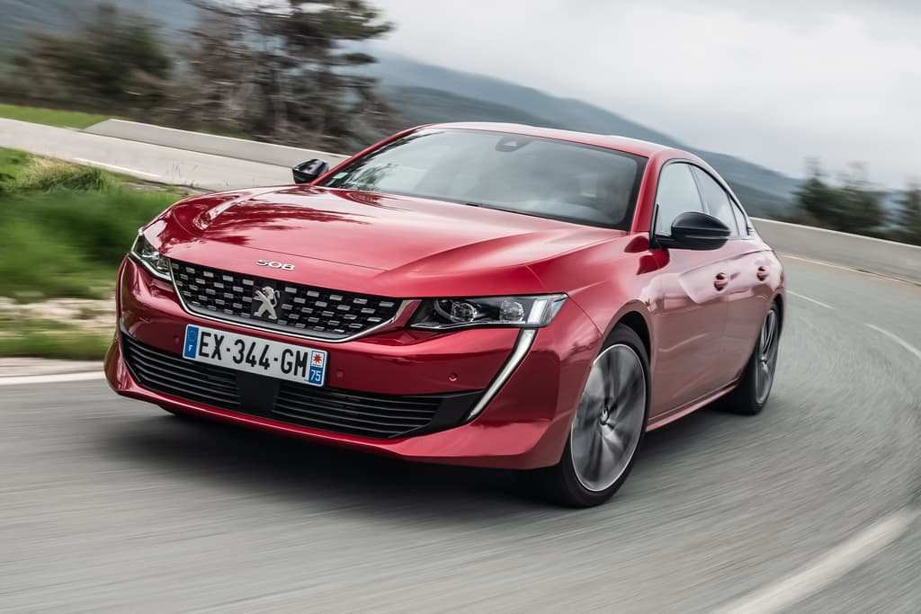 55 The Peugeot En 2019 New Review
