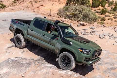 55 The Toyota Tacoma 2020 Exterior