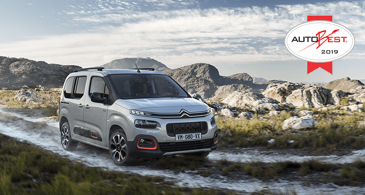 56 A 2019 Citroen Berlingo Photos