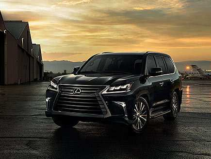 56 A 2019 Lexus Lx Price And Release Date