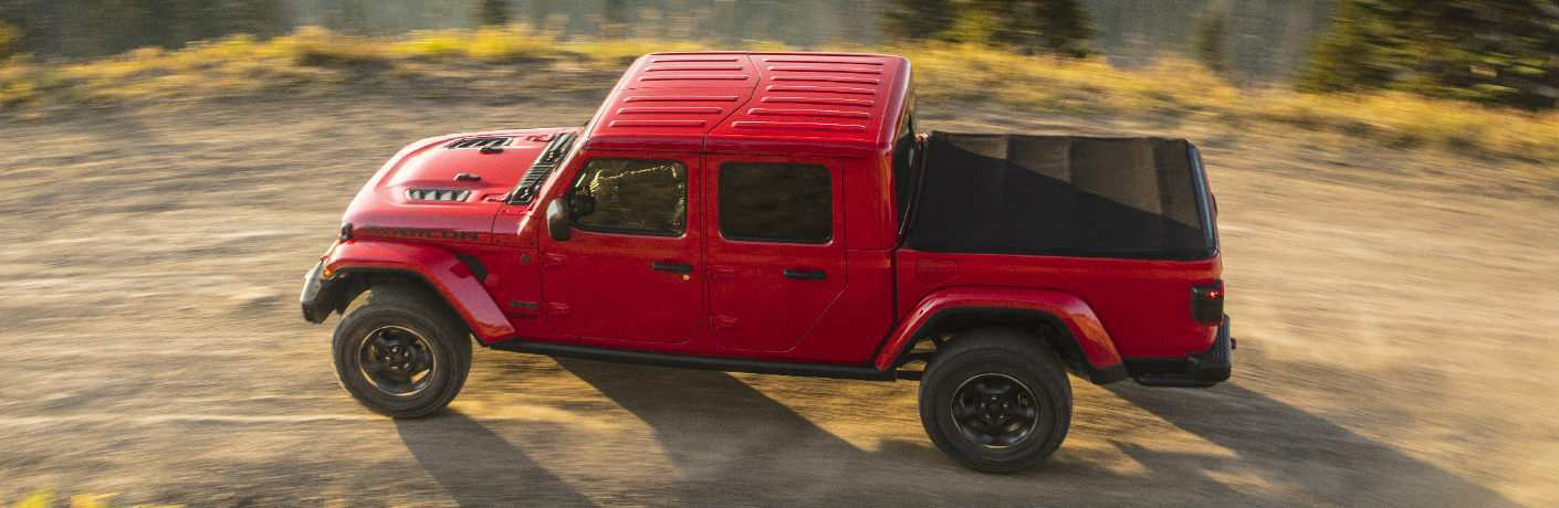 56 A 2020 Jeep Gladiator Color Options Pictures