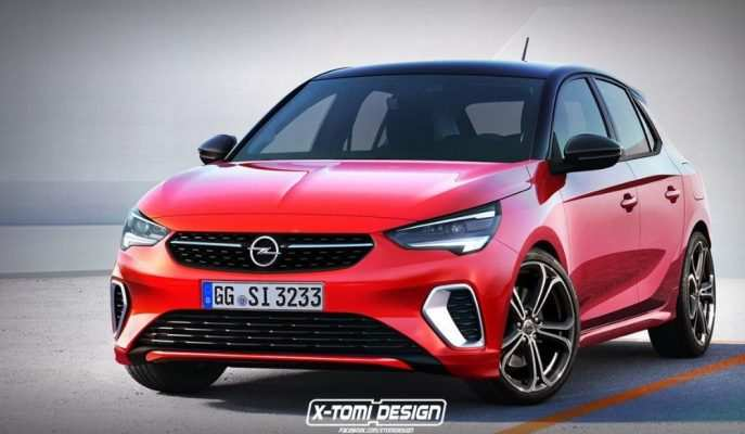 56 A Opel Astra Opc 2020 New Concept