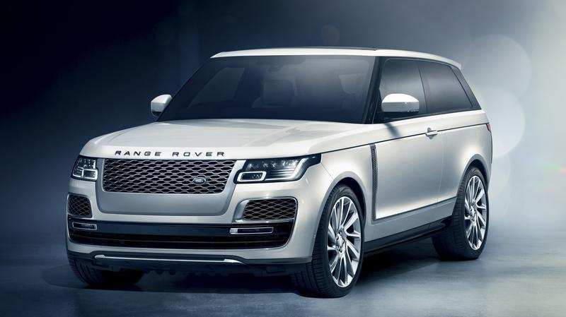 56 All New 2019 Land Rover Lineup Review And Release Date