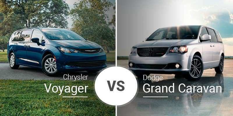 56 All New 2020 Dodge Grand Caravan Redesign Model