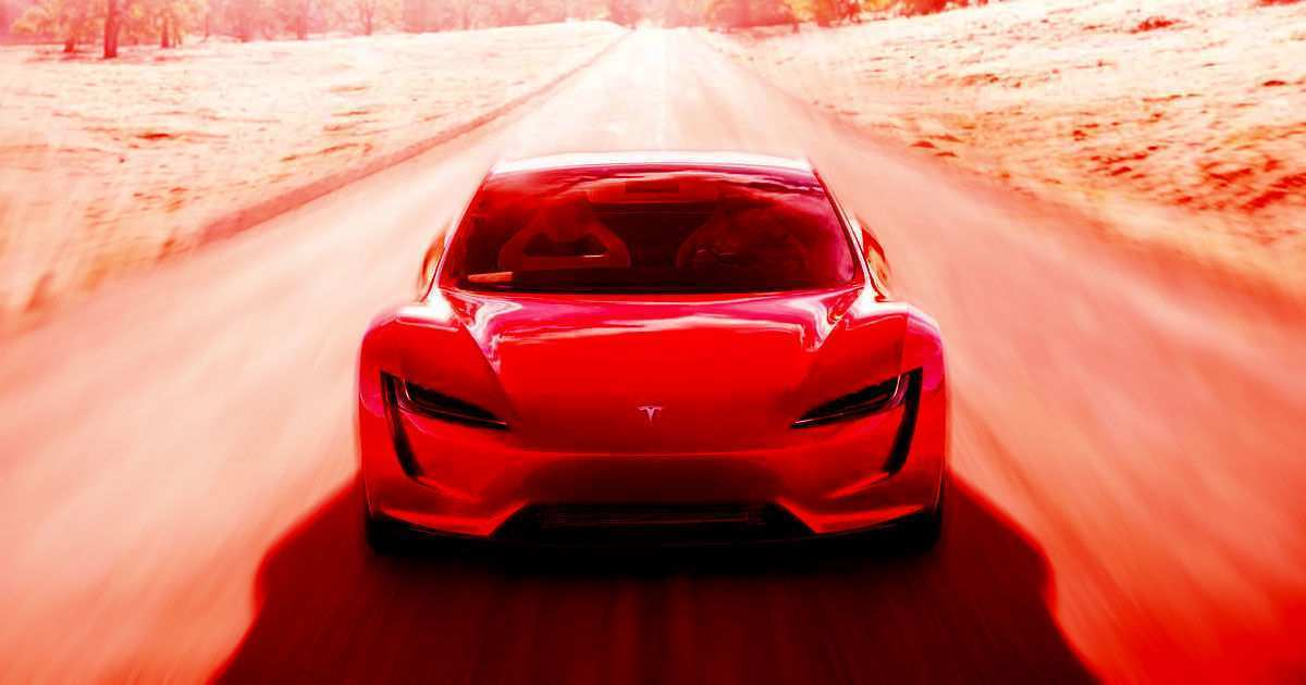 56 All New 2020 Tesla Roadster 0 60 Concept And Review