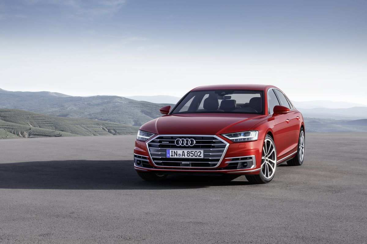 56 All New Audi 2020 Self Driving Car Performance