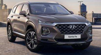 56 All New Hyundai Grand Santa Fe 2020 Speed Test