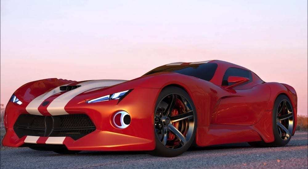 56 All New New Dodge Viper 2020 Style