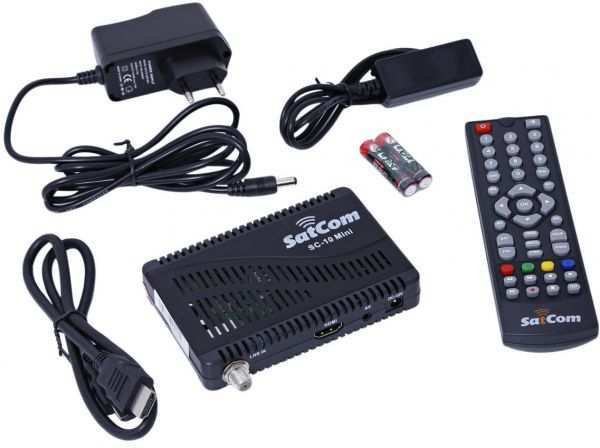 56 All New Satcom Sc 2020 Mini Iptv First Drive