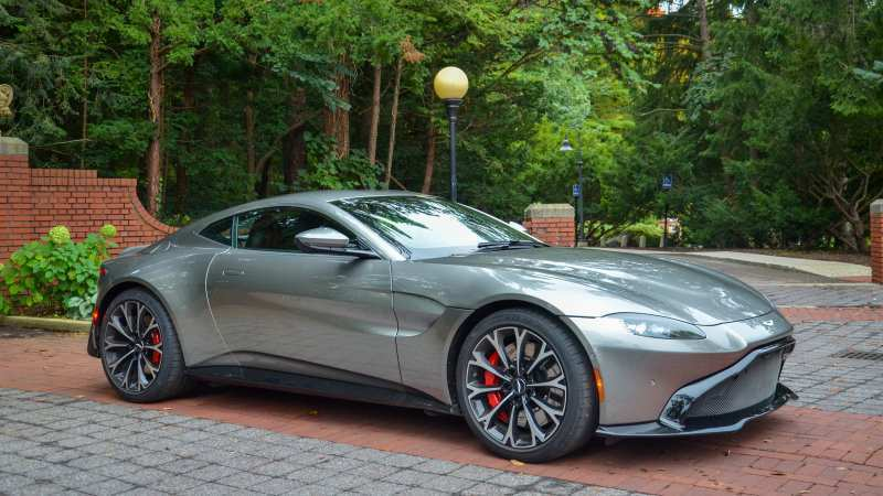 56 Best 2019 Aston Martin Vantage Review Pictures