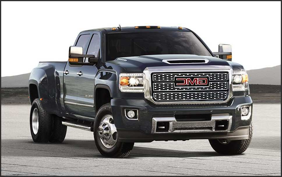 56 New 2019 Gmc 3500 Duramax Research New