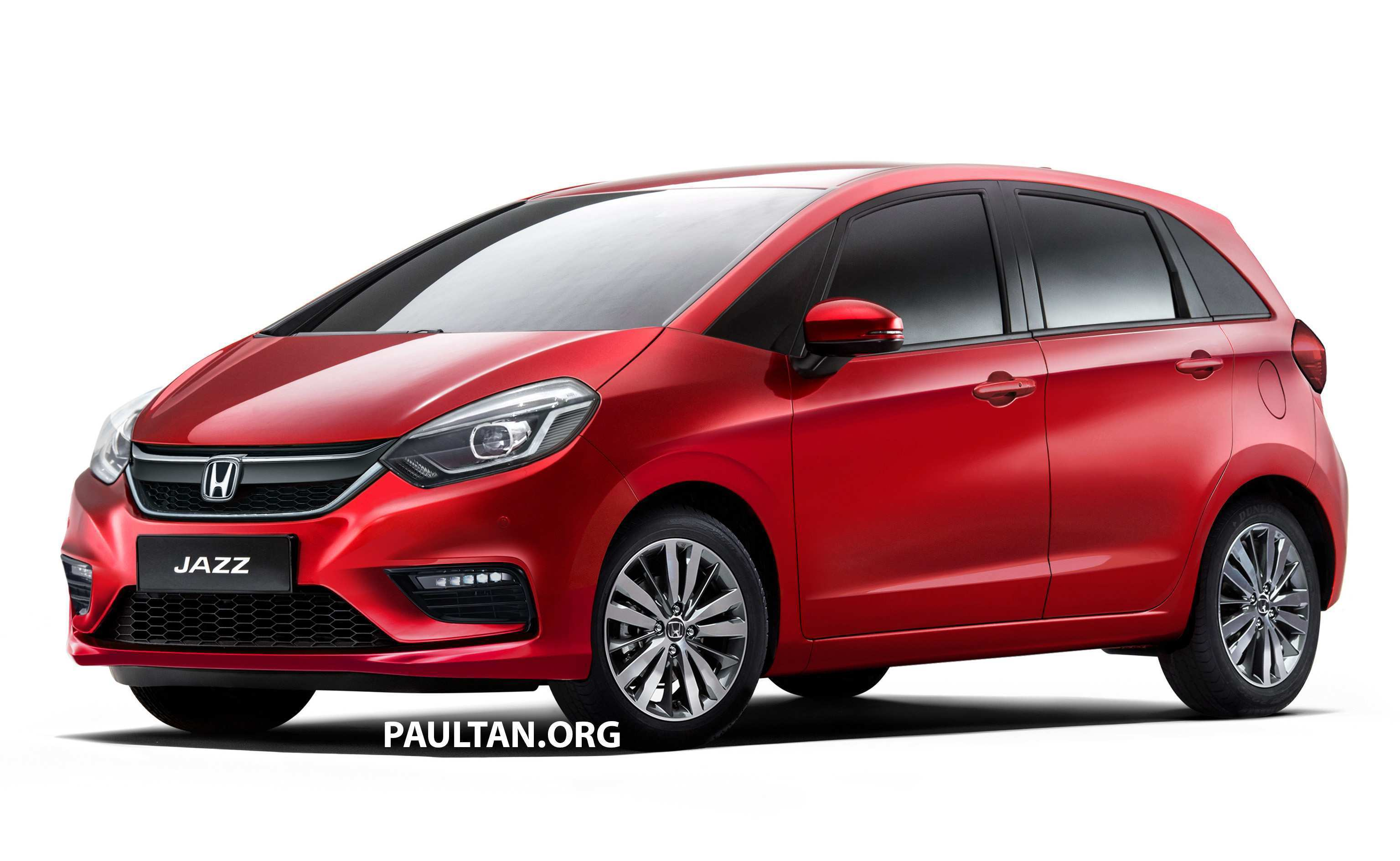 56 New 2020 Honda Fit News New Model And Performance
