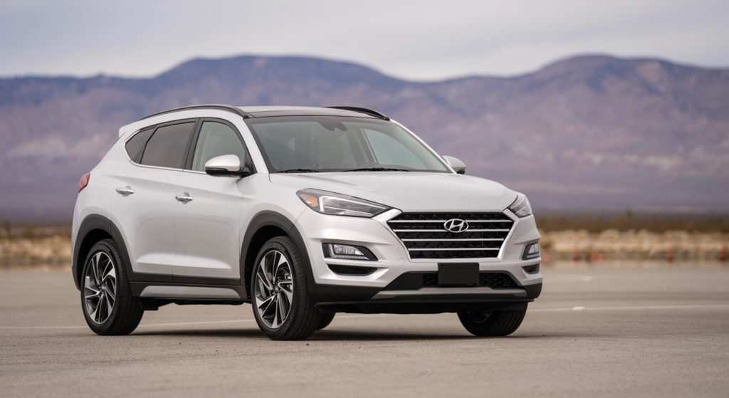 56 New Hyundai Tucson 2019 Facelift Engine