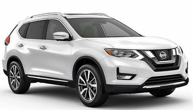 56 New Nissan Rogue 2020 Price Performance And New Engine