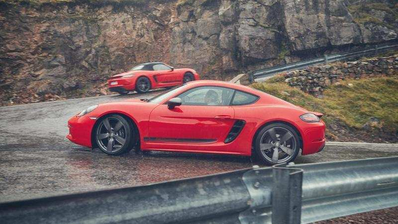 56 The 2019 Porsche 718 Changes Research New