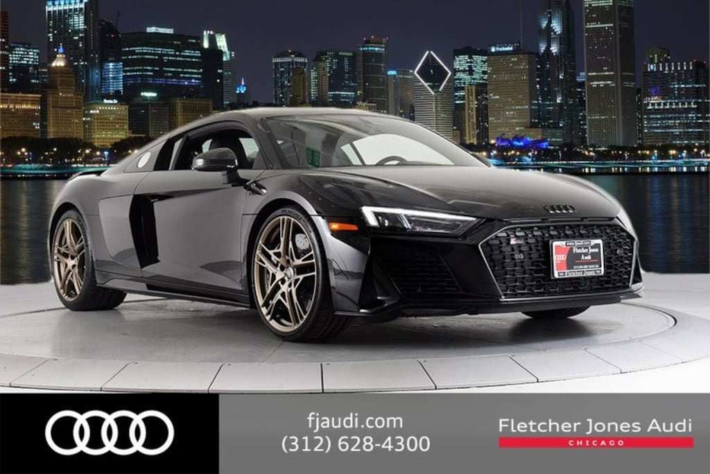 56 The 2020 Audi R8 For Sale Release Date