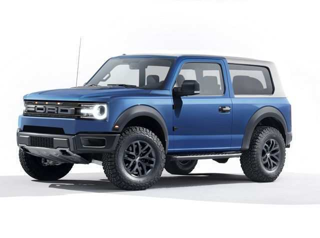 56 The 2020 Ford Bronco Design Configurations