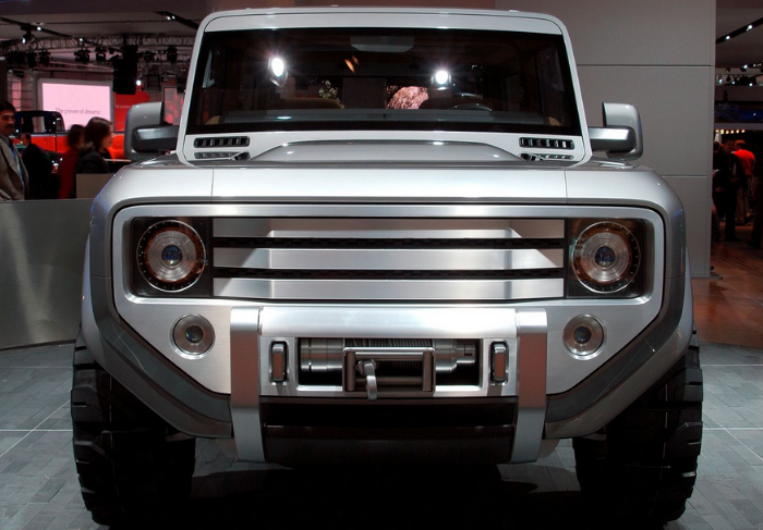 56 The 2020 Ford Bronco Interior Performance