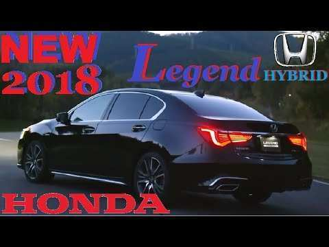 56 The 2020 Honda Legend Overview
