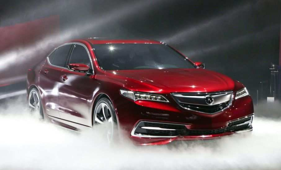 56 The Best 2019 Acura Tlx Rumors Exterior And Interior