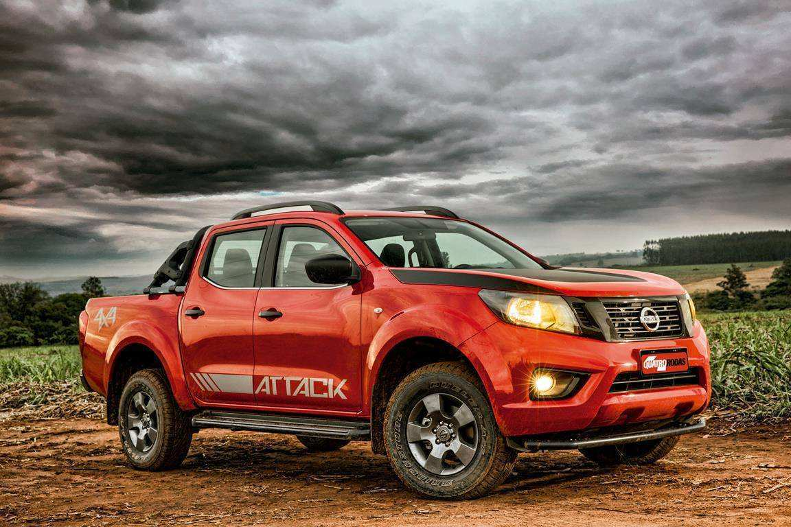 56 The Best 2019 Nissan Frontier Attack First Drive