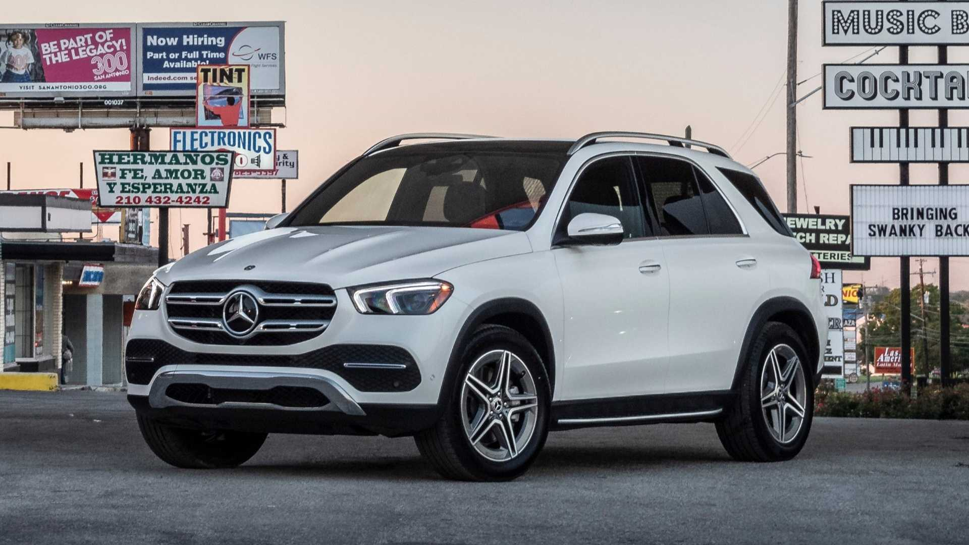 56 The Best 2020 Mercedes Gle Exterior