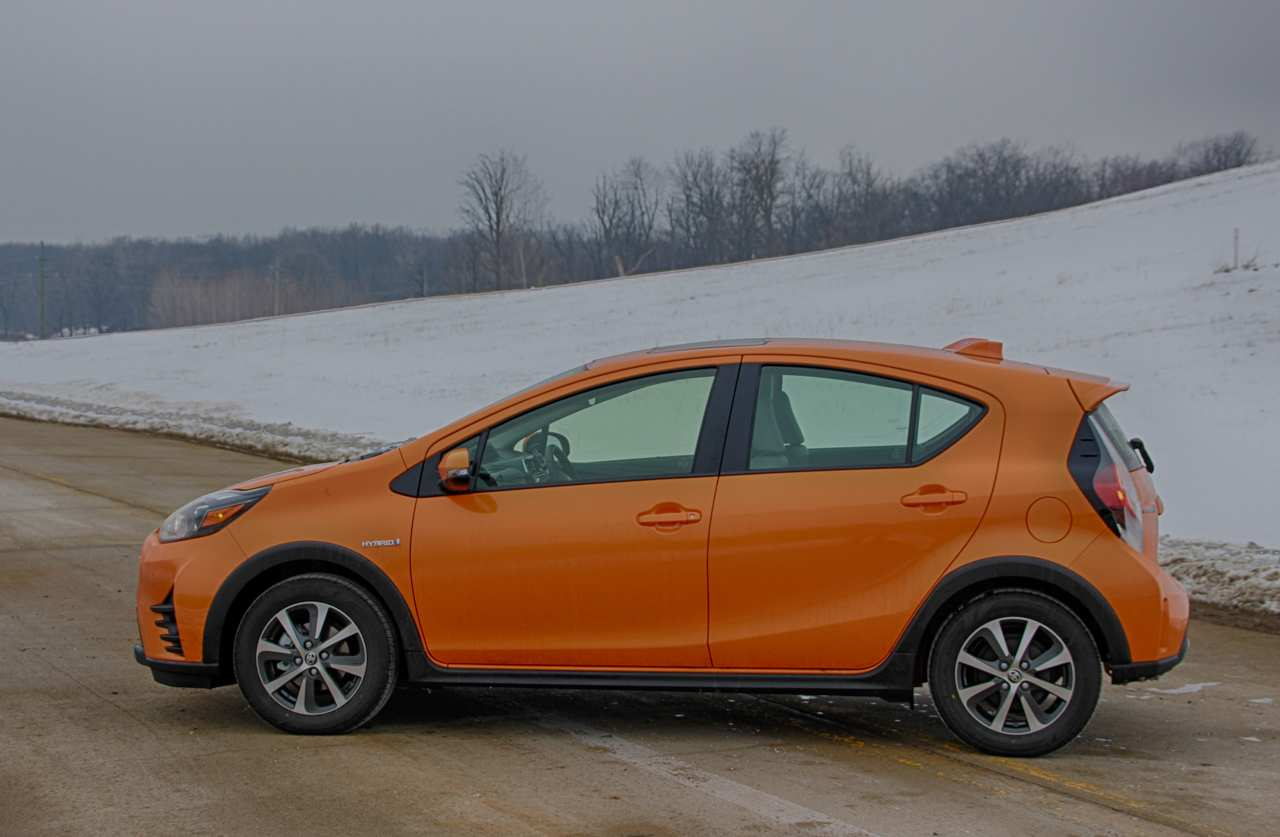 56 The Best 2020 Toyota Prius C Exterior And Interior