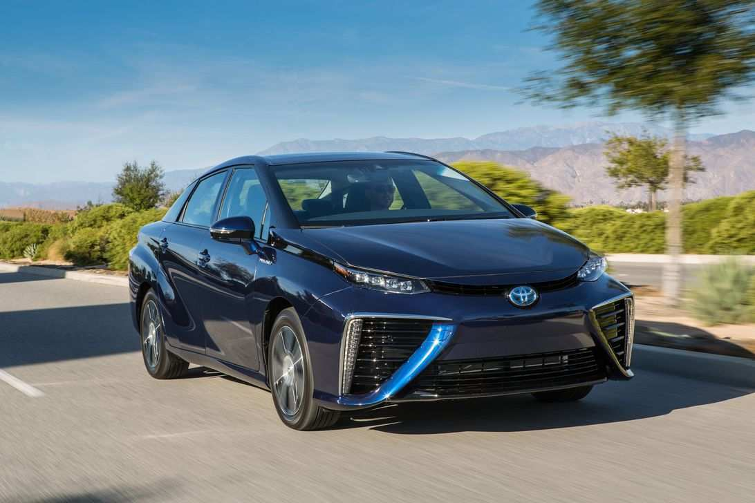 56 The Best Toyota Mirai 2020 2 Release