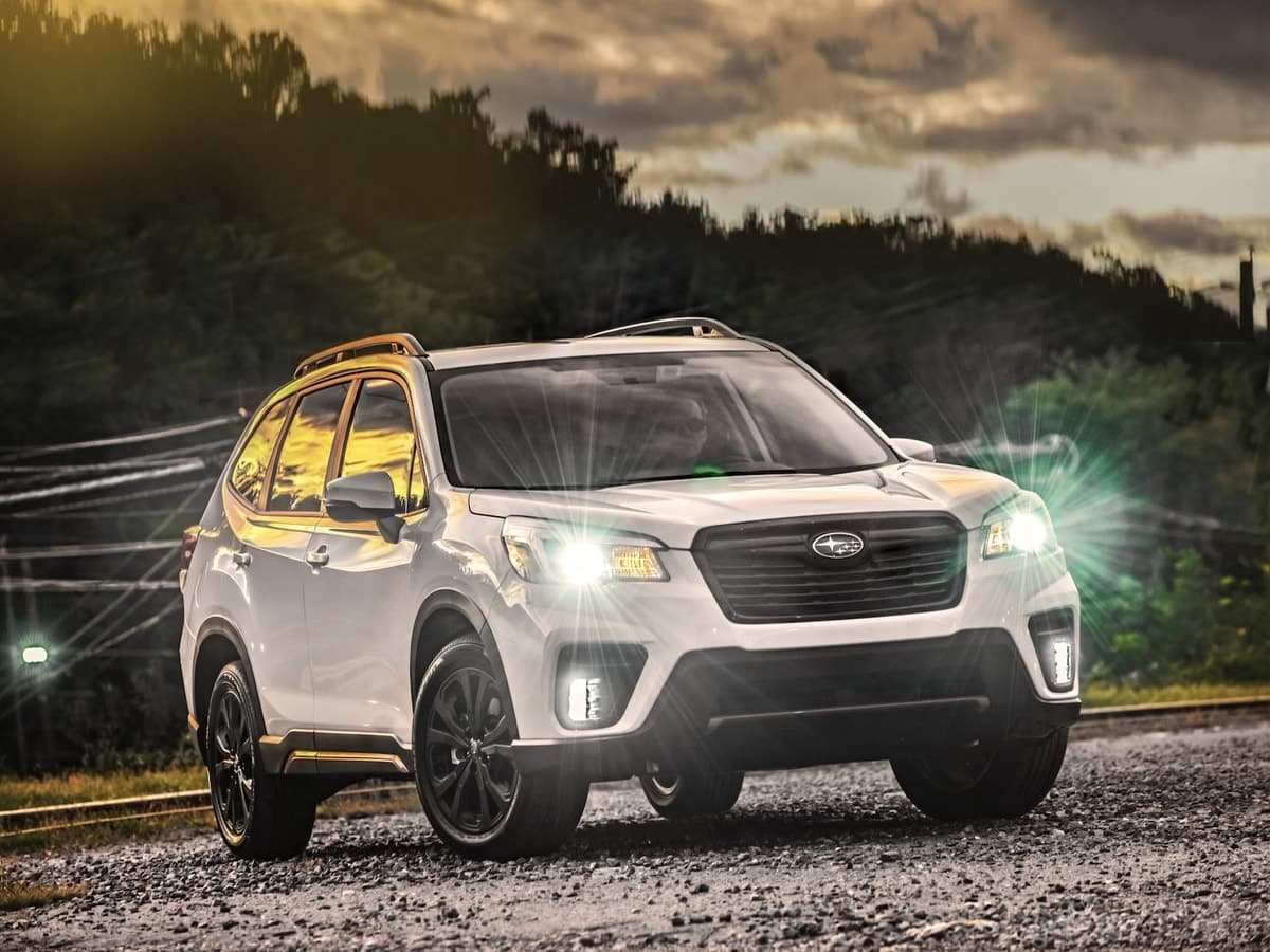 56 The Subaru Forester 2020 Colors Concept And Review