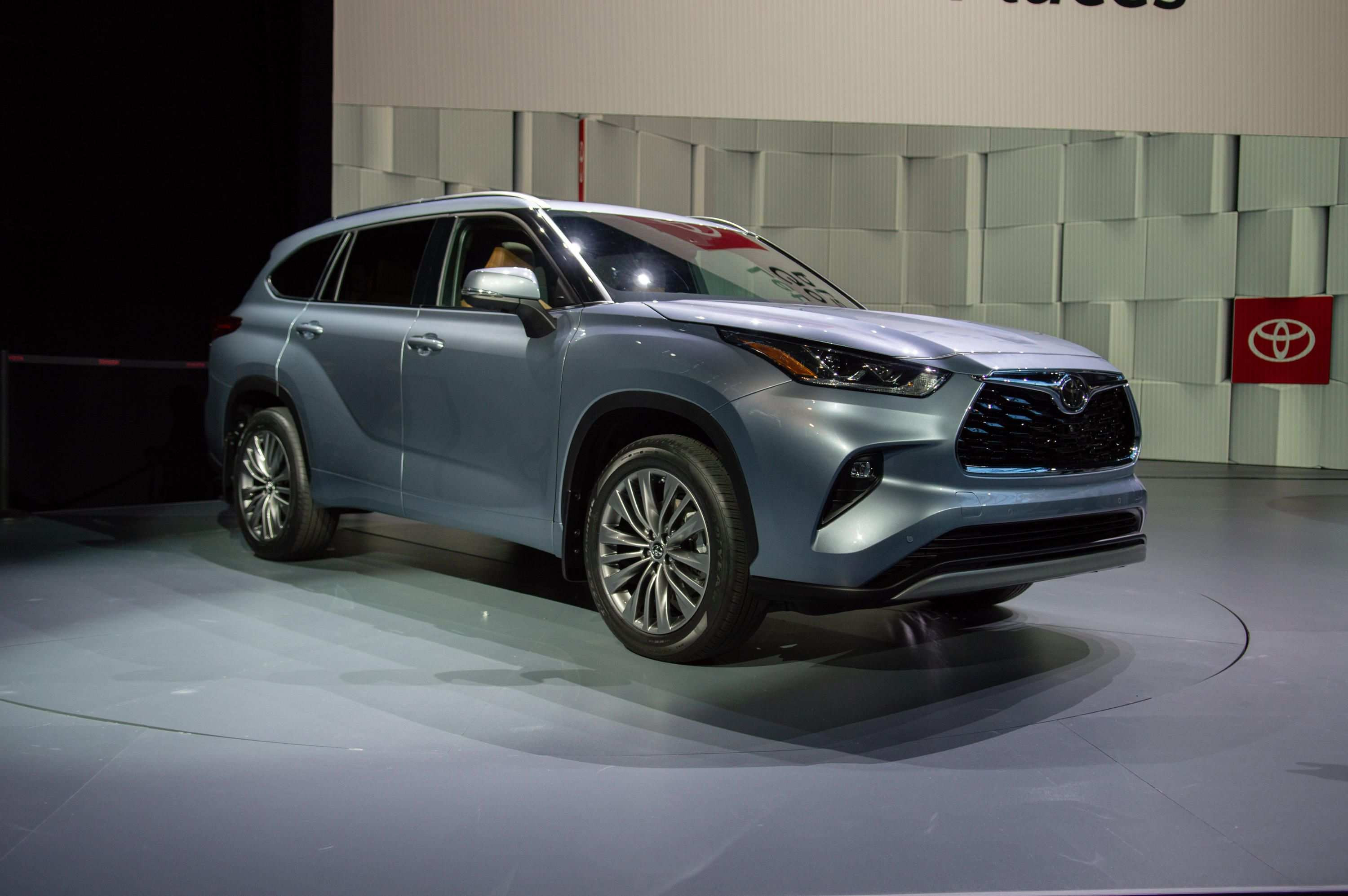 56 The Toyota Highlander 2020 Release Date Interior