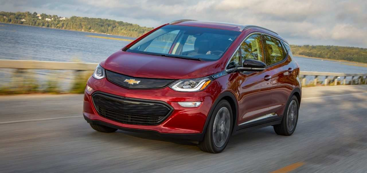 57 A 2019 Chevrolet Bolt Ev Concept And Review