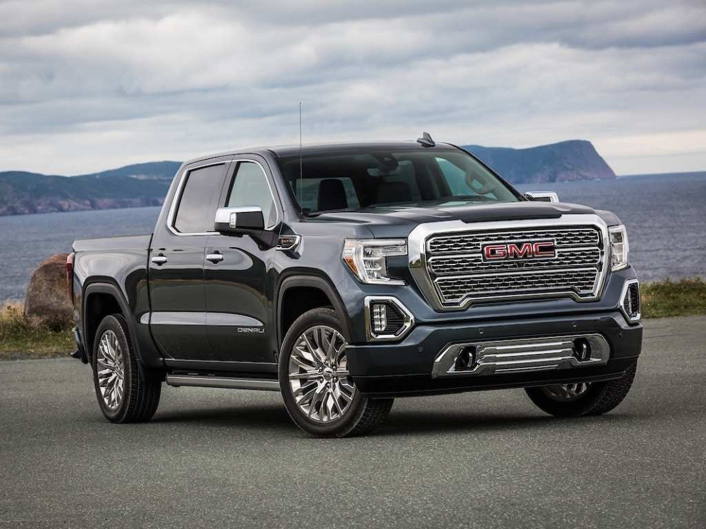 57 A 2019 Gmc Pickup Release Date New Concept