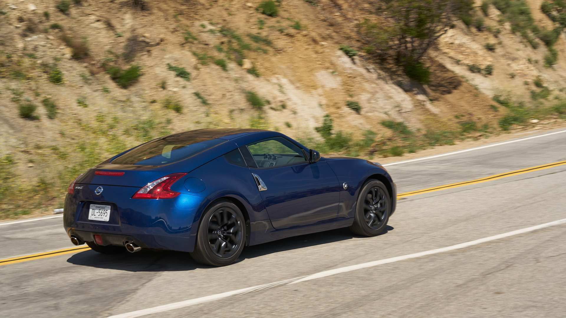 57 A 2019 Nissan 370Z Heritage Edition Style
