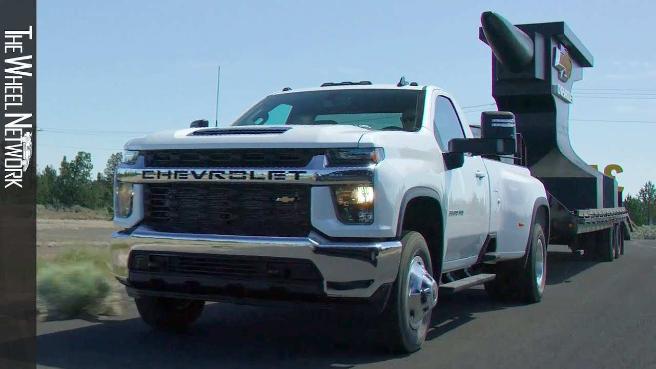 57 A 2020 Chevrolet 3500Hd New Review